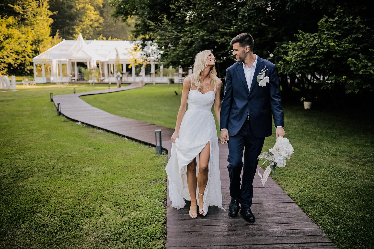 Wedding Resort Corbeon Zagreb - vjenčanja na otvorenom