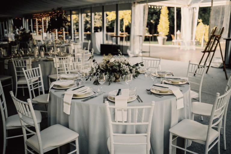 šator za vjenčanja